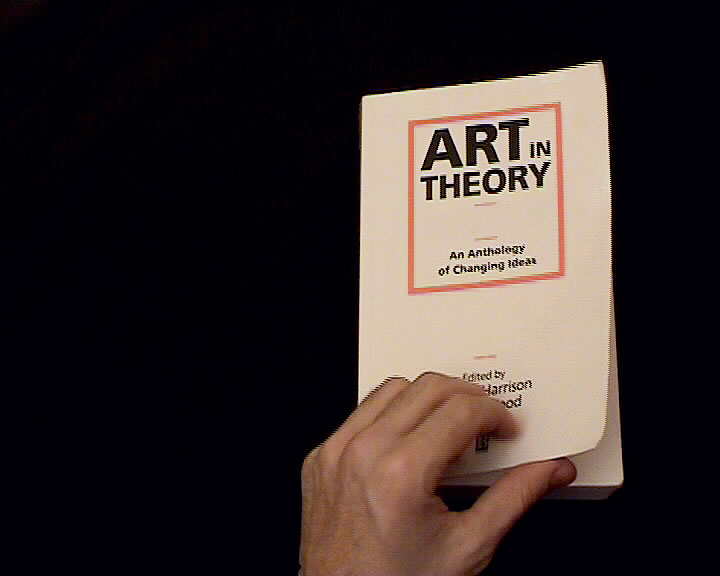 Art in Theory, frejm iz videa
