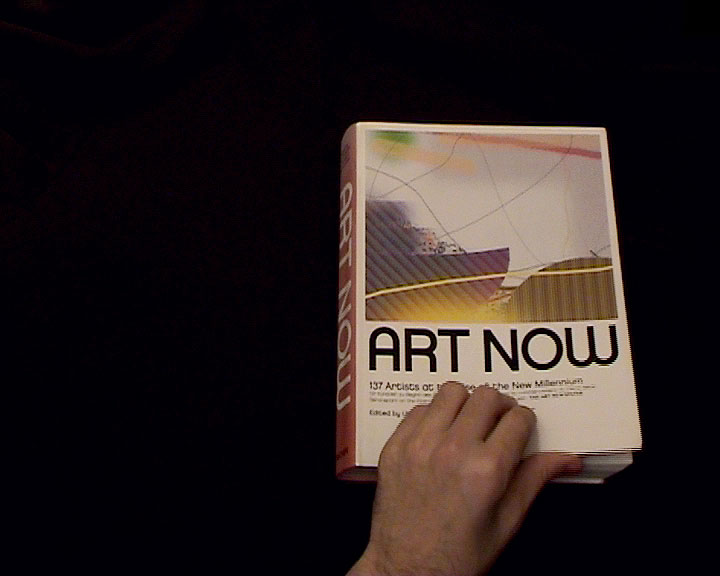 Art Now, frejm iz videa